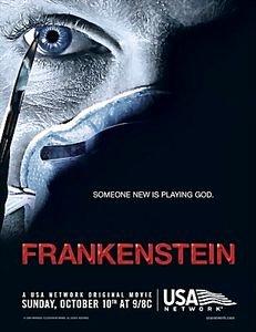 Новый Франкенштейн на DVD