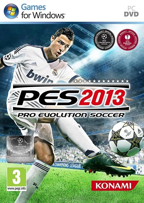 Pro Evolution Soccer 2013 (DVD-BOX)