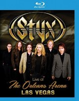 Styx Live At The Orleans Arena Las Vegas (Blu-ray)*