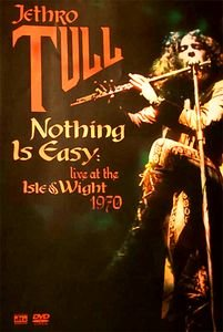 Jethro Tull - Nothing is easy на DVD