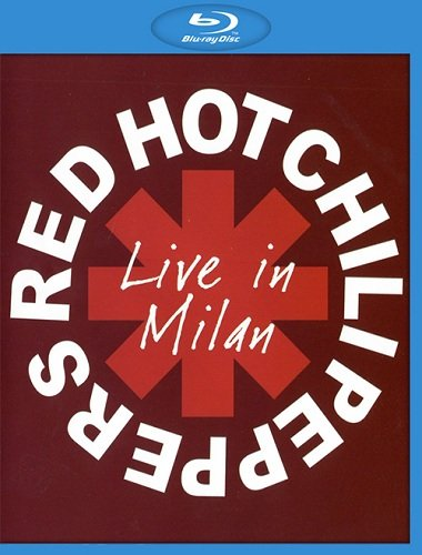 Red Hot Chili Peppers Live in Milan (Blu-ray) на Blu-ray