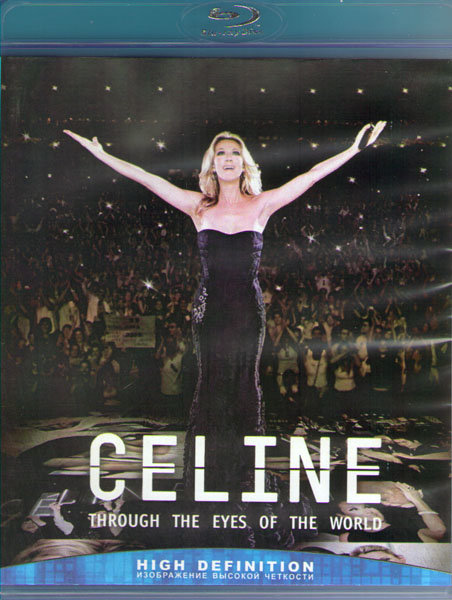 Celine Through the Eyes of the World (Blu-ray)