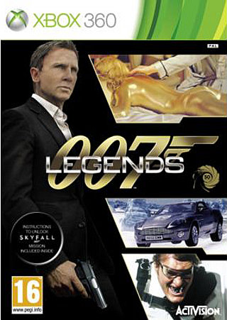 007 James Bond Legends (Xbox 360)