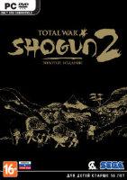 Total War Shogun 2 Золотое издание (3 DVD) (DVD-BOX)