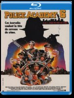 Полицейская Академия 6 Город в осаде (Blu-ray)