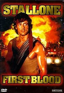 Рэмбо: Первая кровь на DVD