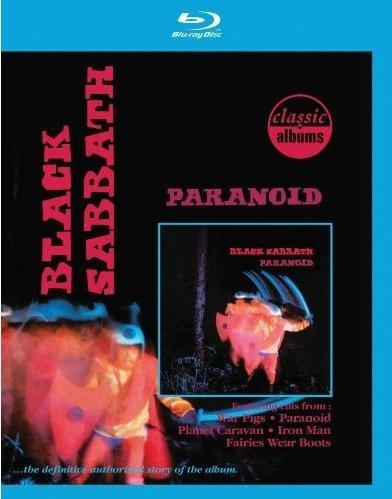 Black Sabbath Paranoid Classic Albums (Blu-ray)*
