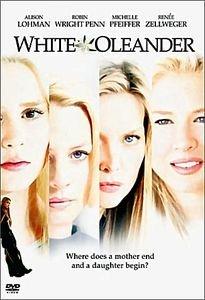 Белый олеандр на DVD