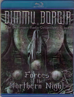 Dimmu Borgir Forces Of The Northern Night (Blu-ray)*