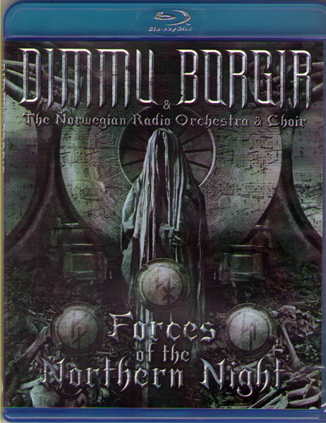 Dimmu Borgir Forces Of The Northern Night (Blu-ray)*