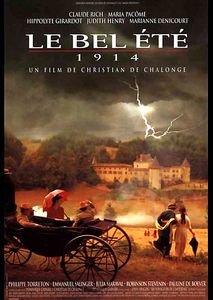 Прекрасное лето 1914 на DVD