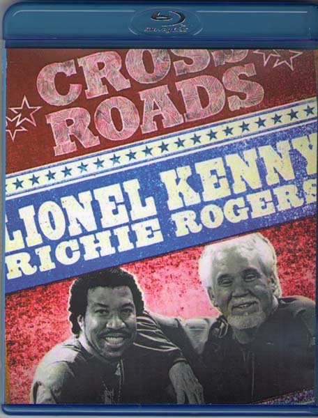 CMT Crossroads Kenny Rogers and Lionel Richie (Blu-ray) на Blu-ray