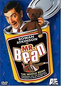 Мистер Бин на DVD