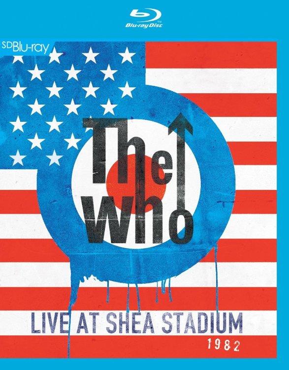 The Who Live At Shea Stadium (Blu-ray)* на Blu-ray