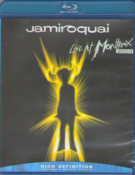 Jamiroquai Live at Montreux 2003 (Blu-ray)*