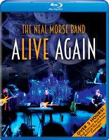 The Neal Morse Band Alive Again (Blu-ray)*