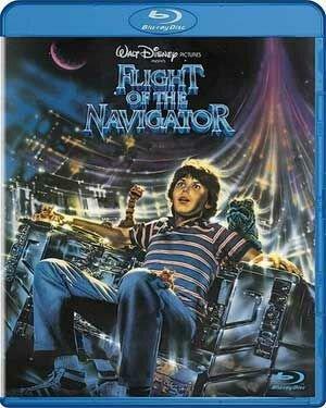 Полет навигатора (Blu-ray)* на Blu-ray