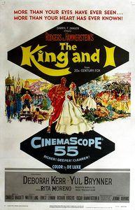 Король и я на DVD
