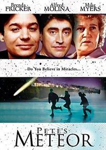Метеор Питера на DVD