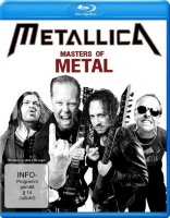 Metallica Masters Of Metal (Blu-ray)