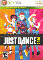 Just Dance 2014 (Xbox 360 Kinect)