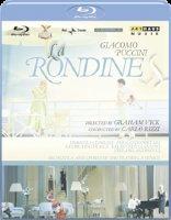 Giacomo Puccini La Rondine (Blu-ray)