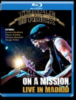 Michael Schenkers Temple of Rock On a Mission Live In Madrid (Blu-ray)*