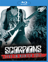 Scorpions Live in Munich (Blu-ray)