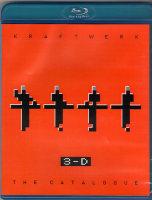 Kraftwerk 3D The Catalogue 2D+3D (Blu-ray)