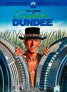 Крокодил Данди \ Крокодил Данди в Лос-Анжелесе на DVD