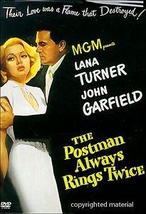 Почтальон всегда звонит дважды ( Тэй Гарнетт) на DVD