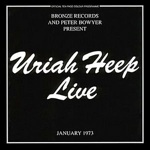 Uriah Heep - Live in the USA на DVD