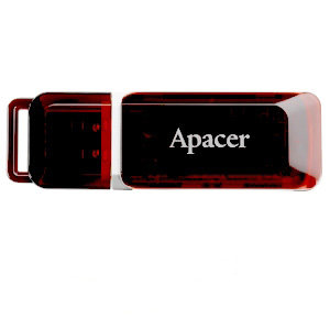 Флеш-карта Flash Drive 4 GB Apacer AH321 Red