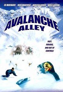 Долина лавин  на DVD