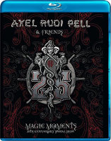 Axel Rudi Pell and Friends Magic Moments 25th Anniversary Special Show (Blu-ray)