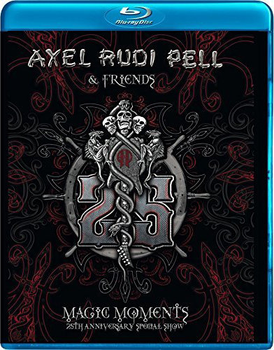 Axel Rudi Pell and Friends Magic Moments 25th Anniversary Special Show (Blu-ray)* на Blu-ray