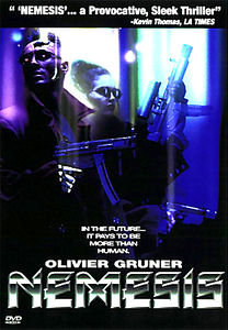 Немезида  на DVD