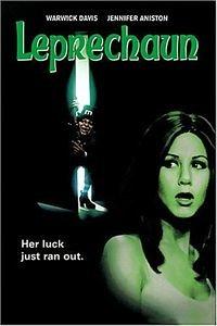 Лепрекон на DVD