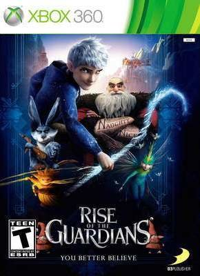 Rise of the Guardians Хранители снов (Xbox 360)