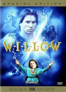 Виллоу на DVD