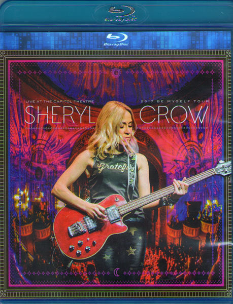 Sheryl Crow Live at the Capitol theater (Blu-ray)* на Blu-ray
