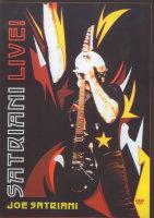 Joe Satriani -  Satriani Live Подарочный