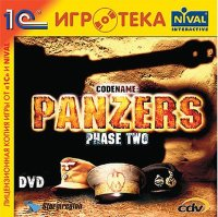 Codename Panzers Phase Two (PC 3CD)