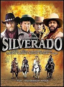 Сильверадо на DVD