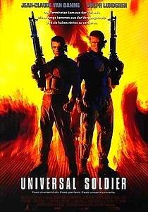 Универсальный солдат на DVD