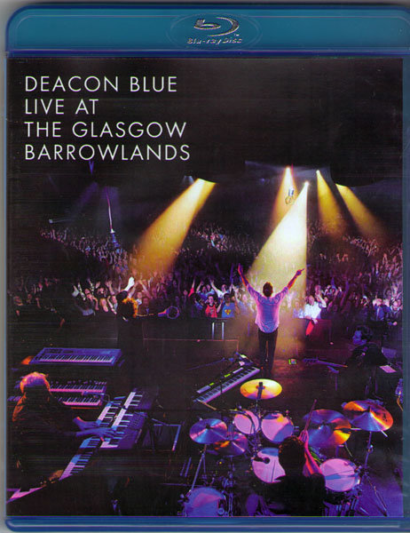 Deacon Blue Live at the Glasgow Barrowlands (Blu-ray)* на Blu-ray
