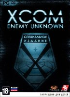 XCOM Enemy Unknown Специальное издание (DVD-BOX)