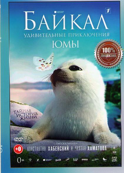 Байкал Удивительные приключения Юмы на DVD