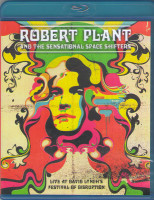 Robert Plant and the Sensational Space Shifters live at David Lynchs(Blu-ray)*