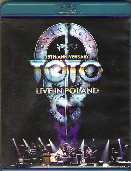 Toto 35th anniversary tour live in poland (Blu-ray)* на Blu-ray